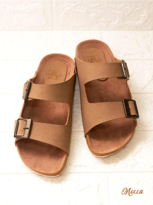 louise 2 strap sandal